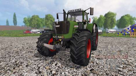 Fendt 930 Vario TMS v1.3 for Farming Simulator 2015