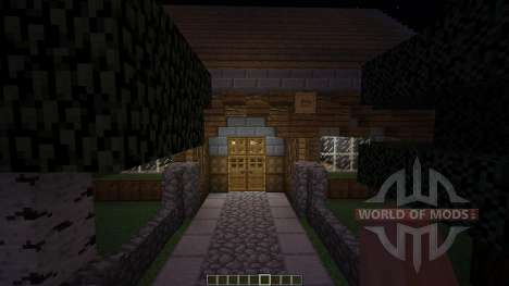 House for beginners for Minecraft
