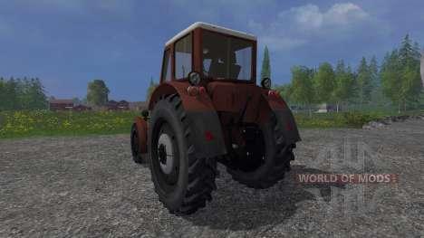 MTZ-52 for Farming Simulator 2015