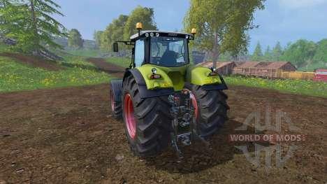 CLAAS Axion 950 for Farming Simulator 2015