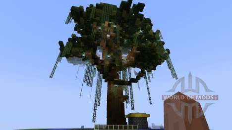 Shark Treehouse [1.8][1.8.8] for Minecraft