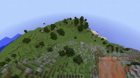Mini cool Island for Minecraft