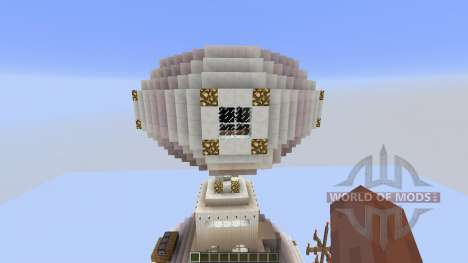 ini Space Station - N6000 Non-Residental for Minecraft