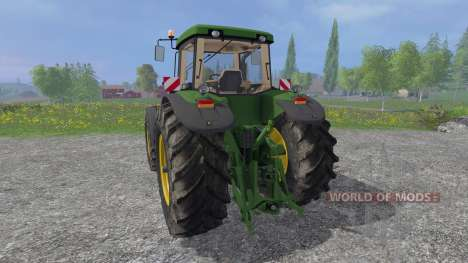 John Deere 8220 [new] for Farming Simulator 2015