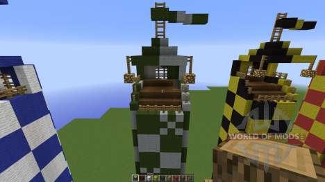 Quidditch Pitch for Minecraft