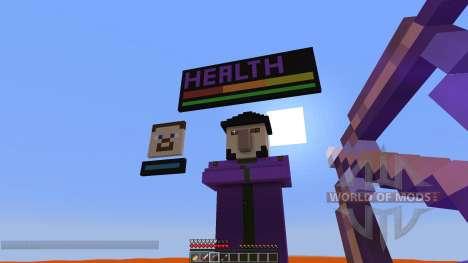 Witch Redstone BossBattle for Minecraft