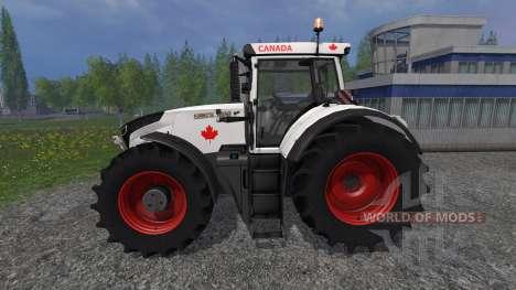 Fendt 1050 Canada for Farming Simulator 2015