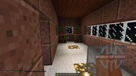 Modern Buildings for Minecraft