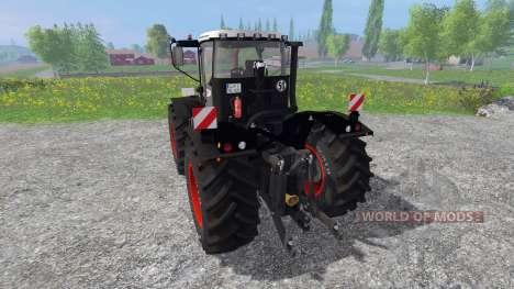 CLAAS Xerion 3300 TracVC Black Edition for Farming Simulator 2015