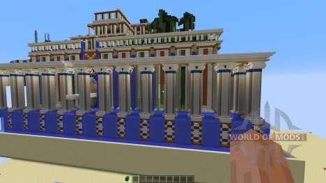 Hanging Gardens of Babylon [1.8][1.8.8] for Minecraft