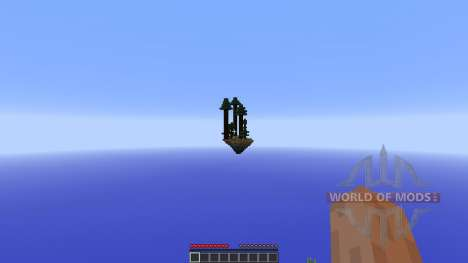 Alone in the Sky for Minecraft