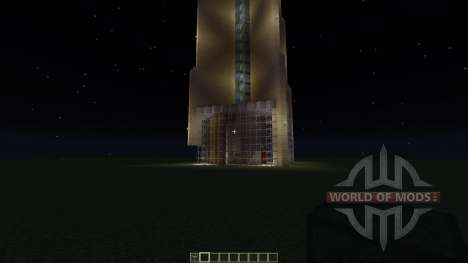 CN Tower for Minecraft