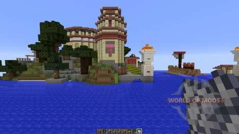 Roman city for Minecraft