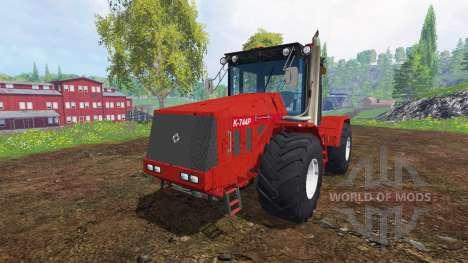 K-R1 744 for Farming Simulator 2015