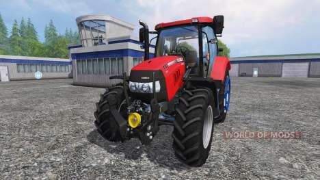 Case IH Maxxum 110 v2.3 for Farming Simulator 2015