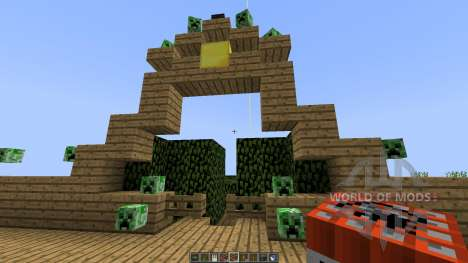 Creeper Maze [1.8][1.8.8] for Minecraft