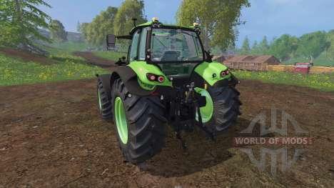 Deutz-Fahr Taurus v1.2 for Farming Simulator 2015