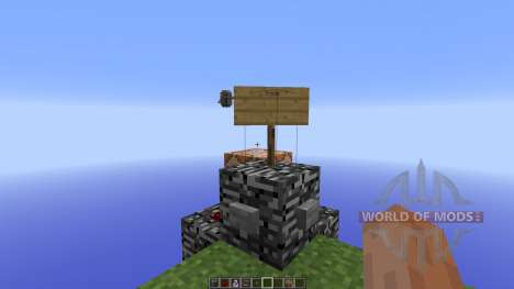 The Resource Trade for Minecraft