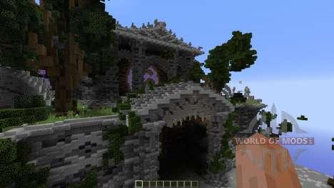 Galos Citadel for Minecraft