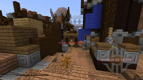 Minecraft Capture the Flag with Guns[1.8][1.8.8] for Minecraft