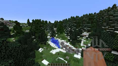 FrostBite Subweek 4 for Minecraft