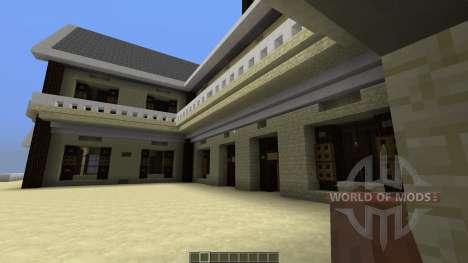 Huge Mansion [1.8][1.8.8] for Minecraft