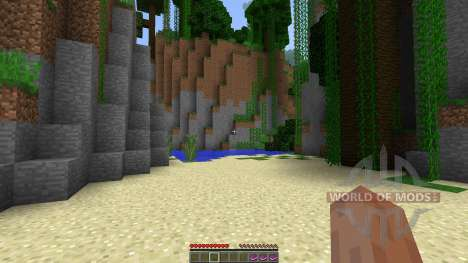 Treasure Island 2 [1.8][1.8.8] for Minecraft