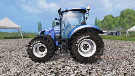 New Holland T6.175 for Farming Simulator 2015