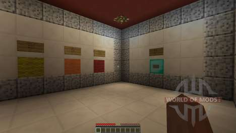 Portal adventure map CHAPTER TWO [1.8][1.8.8] for Minecraft