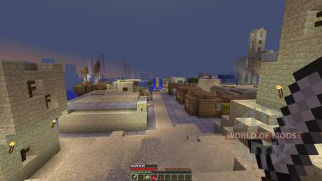 Sethia An Ancient Egyptian City [1.8][1.8.8] for Minecraft