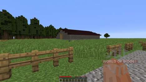 The Walking Dead Farm for Minecraft