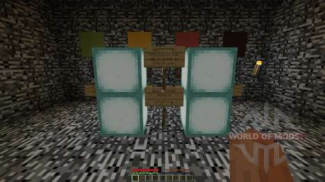 Water Dome Survival for Minecraft