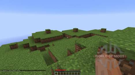 Hub Spawn 4 Portals for Minecraft