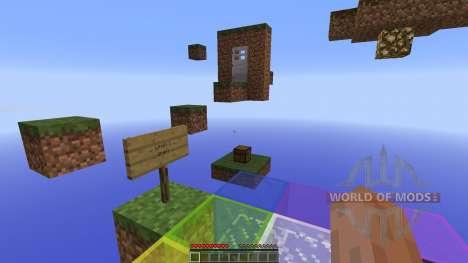 PuzzleParkour for Minecraft