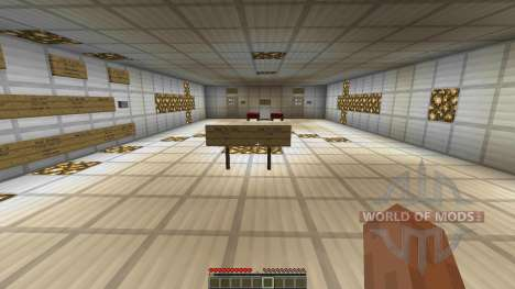 Assassins School Puzzle Map [1.8][1.8.8] for Minecraft