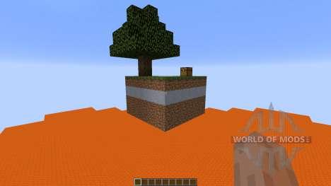 Hunterifics Skyblock Survival for Minecraft
