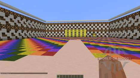 Do Not Laugh Arena for Minecraft
