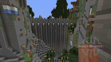 Castle of Caramalo for Minecraft