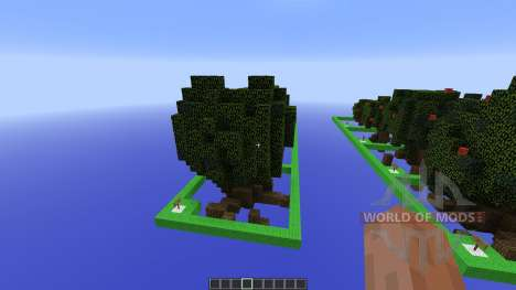 Moordegaais awesome tree pack for Minecraft