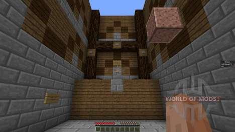 AntVenoms Difficult Parkour for Minecraft