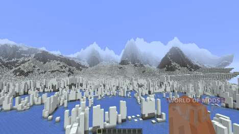Hesho Lake Thanks PMC for Minecraft