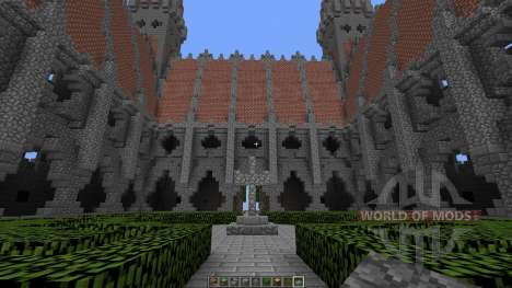 Karneela abbey for Minecraft