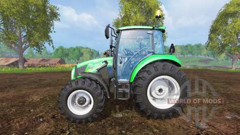 New Holland T4.115 v1.1 for Farming Simulator 2015