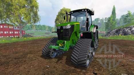 John Deere 7310R v1.2 for Farming Simulator 2015
