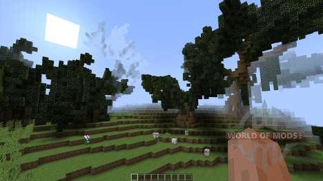 Mondonia [1.8][1.8.8] for Minecraft