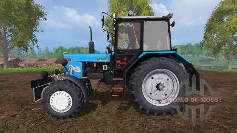 MTZ-82.1 Belarus tuning v2.0 for Farming Simulator 2015