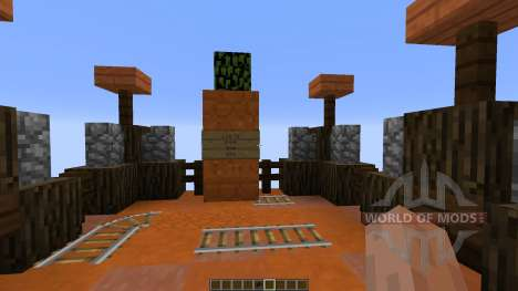 ParkourRaceMesaColor for Minecraft