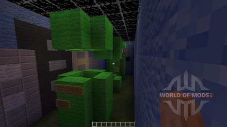 MInecraft Awesome Parkour Map for Minecraft