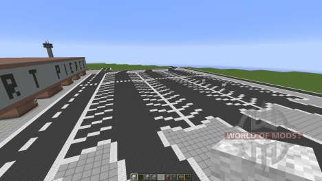 Fort Pierce Regional Airport for Minecraft