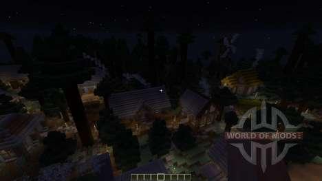 Pirates village for Minecraft